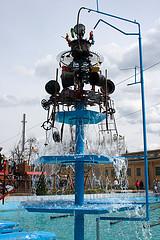 Useless Fountain