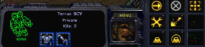 StarCraft SCV