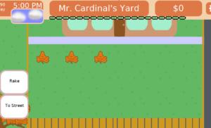 A Medium Yard