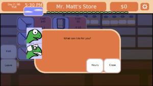 Mr. Matt's greeting
