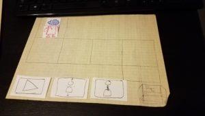 Toy Factory Fixer: Paper Prototype