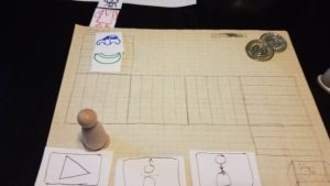 Toy Factory Fixer: Paper Prototype