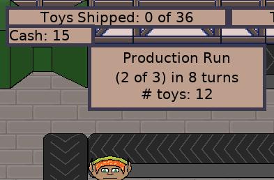 Toy Factory Fixer - Dispenser Queue UI